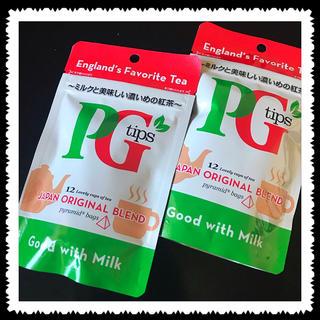 ユニリーバ(Unilever)の【PG tips】紅茶 ティーパック(茶)