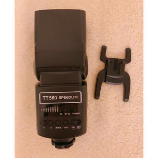 TT560 カメラスピードライト ストロボ(ストロボ/照明)