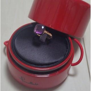 ポメラート(Pomellato)のPomellato♥ヌード♥リング♥アメジスト♥NUDO(リング(指輪))