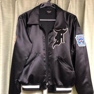 フィアオブゴッド(FEAR OF GOD)のfear of god satin baseball jacket M(ブルゾン)