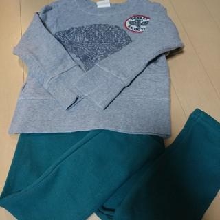 ドンキージョシー(Donkey Jossy)の美品、裏起毛トレーナーズボン100(Tシャツ/カットソー)