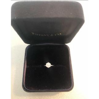 ティファニー(Tiffany & Co.)の定価300万円以上 Tiffany ソリティア 1.31カラット(リング(指輪))