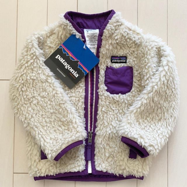 patagonia(パタゴニア)のm様専用 Patagonia パタゴニア レトロX ベビー 12M キッズ/ベビー/マタニティのベビー服(~85cm)(ジャケット/コート)の商品写真