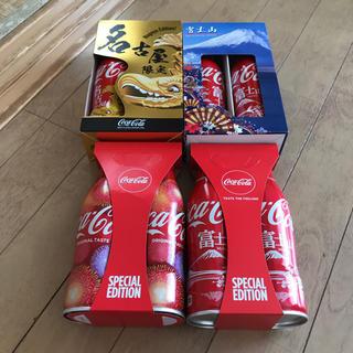 コカコーラ(コカ・コーラ)のコカコーラ ご当地ボトル セット(ソフトドリンク)