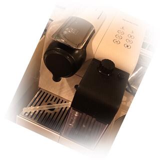 ネスレ(Nestle)のネスプレッソ    ラティシマタッチ◎新作カプセル3個おまけ付き(エスプレッソマシン)