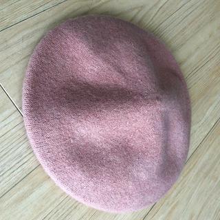 ジーユー(GU)の新品未使用 ベレー帽(ハンチング/ベレー帽)