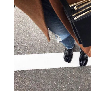 ビューティアンドユースユナイテッドアローズ(BEAUTY&YOUTH UNITED ARROWS)の引っ越し‼️SALE足袋ブーツ マルジェラ/mm6/roku6(ブーツ)