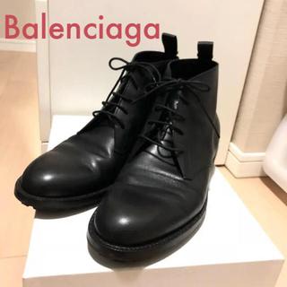 バレンシアガ(Balenciaga)のバレンシアガ BALENCIAGA レースアップレザーシューズ(ドレス/ビジネス)