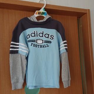 アディダス(adidas)のアディダス  長ティー   95 100(Tシャツ/カットソー)