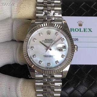 ロレックス(ROLEX)のR O L E X  メンズファッション 自動巻き 金属ベルト腕時計(金属ベルト)