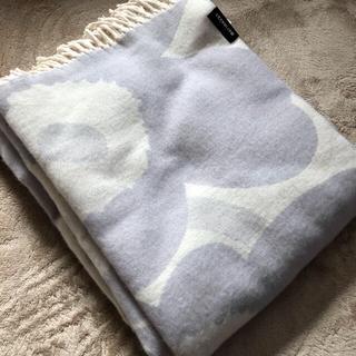 マリメッコ(marimekko)のマリメッコ Unikko ブランケット (その他)