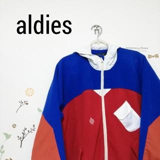 アールディーズ(aldies)のaldies  フリース(ブルゾン)