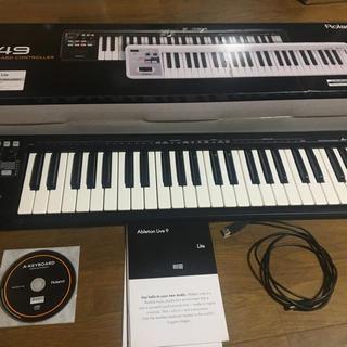 ローランド(Roland)のRoland ローランド A-49 MIDIキーボード(MIDIコントローラー)