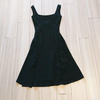 アンナモリナーリ(ANNA MOLINARI)のワンピースドレス(ミディアムドレス)