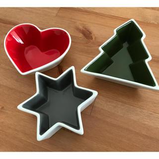 サガフォルム(Sagaform)の北欧スウェーデンSagaform かわいいクリスマスの入れ物(食器)