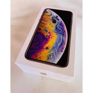 アイフォーン(iPhone)のiPhone XS 空箱(その他)