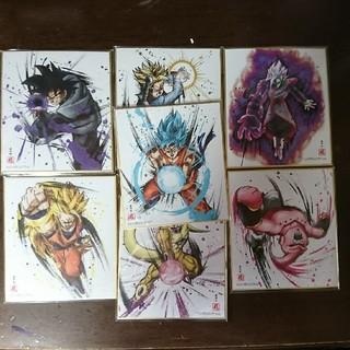 ドラゴンボール(ドラゴンボール)のドラゴンボール色紙art(キャラクターグッズ)