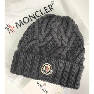 モンクレール(MONCLER)の★☆モンクレール☆★ニットキャップ☆★☆(ニット帽/ビーニー)