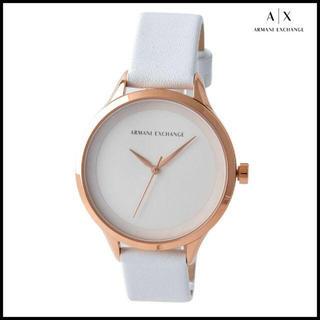new product 8e392 b9380 アルマーニエクスチェンジ ステンレス 腕時計(レディース)の通販 ...