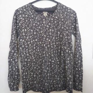 ラフ(rough)のrough 長袖シャツ 未使用 タグ付き(Tシャツ(長袖/七分))
