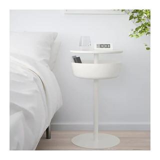 イケア(IKEA)の12月末まで特別価格★収納付きテーブル◆サイドテーブル ◇大人気商品(コーヒーテーブル/サイドテーブル)