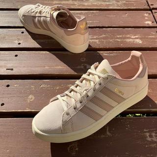 アディダス(adidas)の美品24.5 adidas CAMPUS アディダス キャンパス W877(スニーカー)