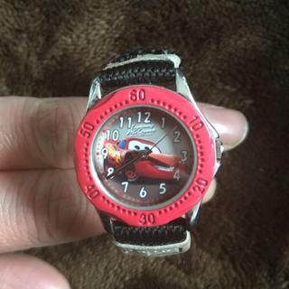 ディズニー(Disney)のカーズkids腕時計(腕時計)