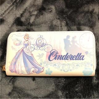 ディズニー(Disney)の長財布 シンデレラ(長財布)