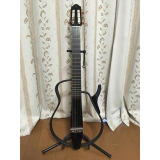 ヤマハ(ヤマハ)の【glimmer3911様 専用】YAMAHA SLG-100N 【送料無料】(クラシックギター)