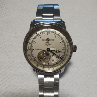 ツェッペリン(ZEPPELIN)のゆう様専用。zeppelin ゼッペリン 100周年モデル オートマチック(腕時計(アナログ))