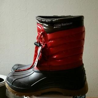ゴールデンリトリバー(Golden Retriever)のゴールデンレトリバー 防寒ブーツ(ブーツ)