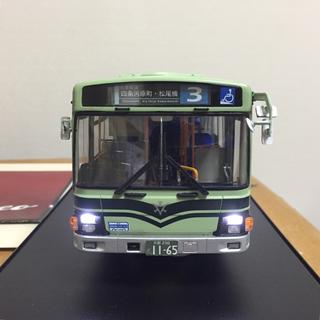 アオシマ(AOSHIMA)のアオシマ 1/32 京都市バス 完成品(模型/プラモデル)