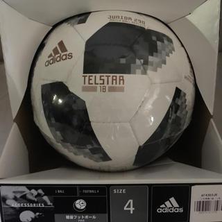 adidas  サッカーボール 4号 AF4303JR テルスター18(ボール)