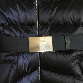 グッチ(Gucci)のPRADAダウンジャケット  未使用 送料込み  (ダウンジャケット)