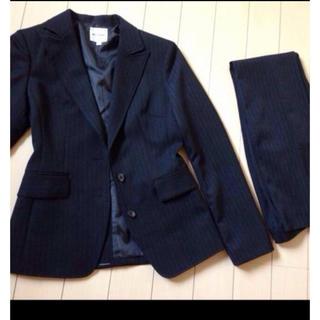 ミッシェルクラン(MICHEL KLEIN)のミッシェルクラン☆パンツスーツ 上下セット9号(スーツ)