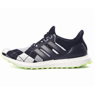 アディダス(adidas)のadidas by KRISVANASSCHE ultra boost 黒×緑(シューズ)