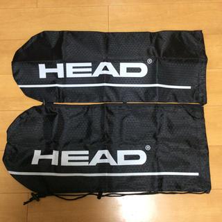 ヘッド(HEAD)のヘッド ソフトラケットケース 2個セット テニス ラケットバッグ(バッグ)