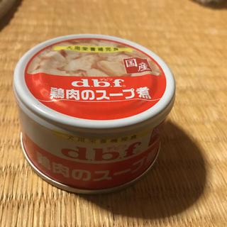 デビフ(dbf)のd.b.f デビフ 鶏肉のスープ煮(ペットフード)