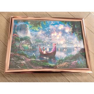 ディズニー(Disney)の※asu22様専用※【新品未使用】アートポスター アラジン 額付き 送料込み(ポスター)