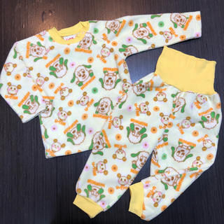 シマムラ(しまむら)のパジャマ 90 いないいないばあ ワンワン ウータン 女の子 男の子 長袖 冬(パジャマ)
