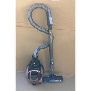 シャープ(SHARP)のシャープ プラズマクラスター搭載サイクロン掃除機 EC-PX200-P(掃除機)