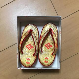 七五三 草履 (下駄/草履)