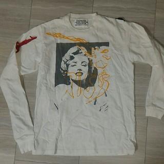 シックスシックスシックス(666)のセディショナリーズ 復刻 モンローシャツ(Tシャツ/カットソー(七分/長袖))