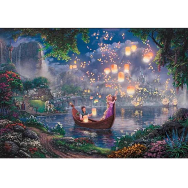 Disney(ディズニー)の※Andy様専用※【新品未使用】アートポスター シンデレラ 額付き 送料込み エンタメ/ホビーのアニメグッズ(ポスター)の商品写真