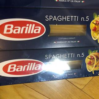 コストコ(コストコ)の新品 バリラ スパゲティ パスタ コストコ(麺類)