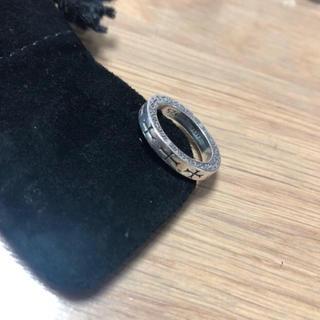クロムハーツ(Chrome Hearts)のクロムハーツ 3mm スペンサーリング(リング(指輪))
