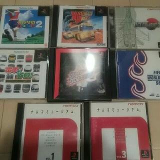 プレイステーション(PlayStation)のPlaystation ソフト(PCゲームソフト)