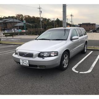 ボルボ(Volvo)のボルボV70車検付きコミコミ価格(車体)