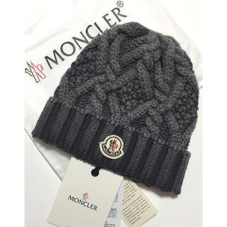 モンクレール(MONCLER)の★モンクレール☆ニットキャップ♪(ニット帽/ビーニー)