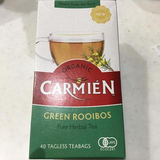 カルディ(KALDI)のカーミエン グリーンルイボスティー 20P(茶)
